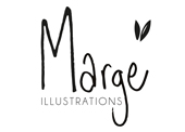 Marge illustrations